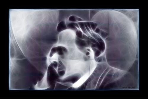 Lunatic Asylum Nietzsche by shamantrixx.jpg