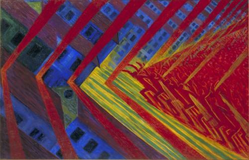 art,avant-gardes,futurisme,italie,marinetti