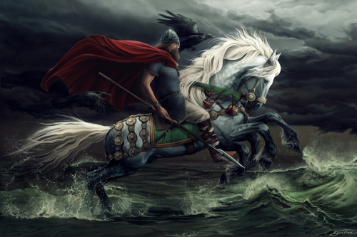 """wotan essay by carl jung I'm reminded, as i watch the turbulence of the present, of carl jung's prescient  essay """"wotan,"""" published in 1934—at a time, that is, when most."""