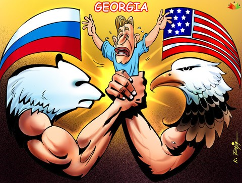 amerika vs russland
