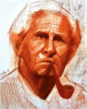Herbert Marcuse ✆ Sergio Cena © La Página de Omar Montilla.png