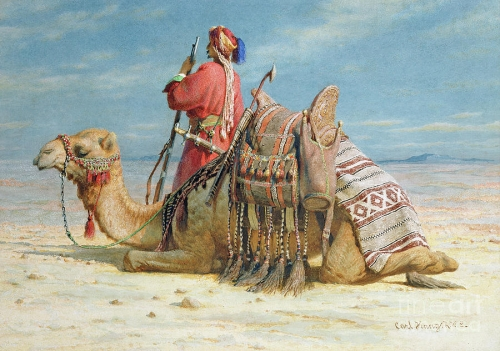 a-nomad-and-his-camel-resting-in-the-desert-carl-haag.jpg