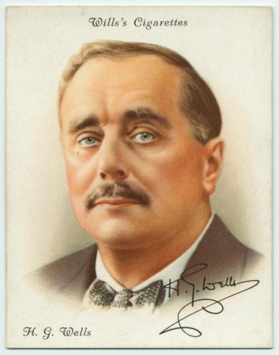Herbert George Wells - Will's Cigarette cards.jpg