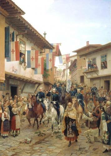 dmitriev_orenburgsky_nikolai_1_grand_prince_nikolai_nikolaevich_enters_trnovo_in_1877.jpg
