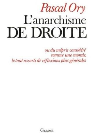 nouvelle droite,anarchismede droite,dominique venner