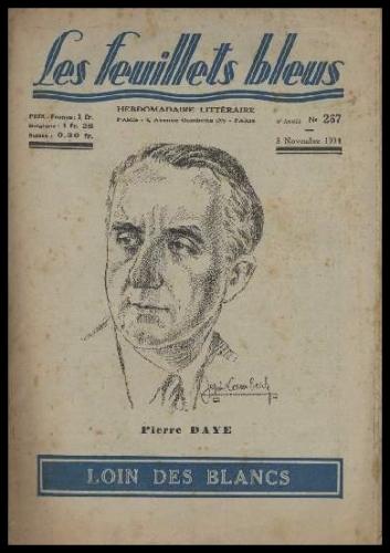 Pierre Daye Feuillets bleus 1931.jpg
