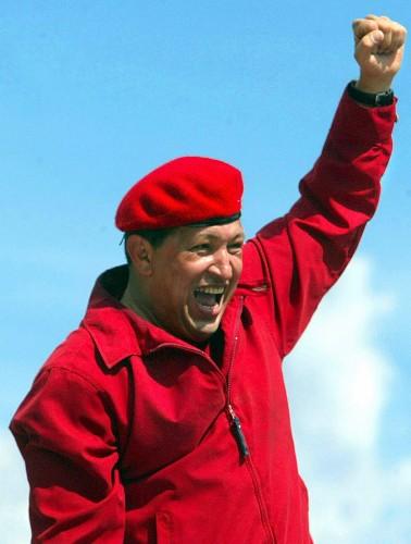 Hugo Chavez Fist.jpg