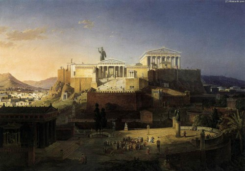 Leo-Von-Klenze-The-Acropolis-at-Athens-2-.jpg