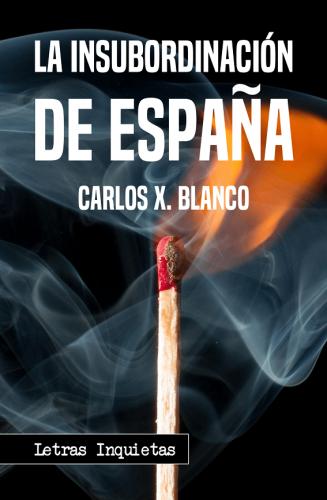 carlos x.blanco,espagne,europe,affaires européennes,livre