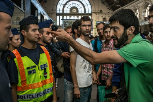 actualité, europe, affaires européennes, immigration, migrants, chaos migratoire,