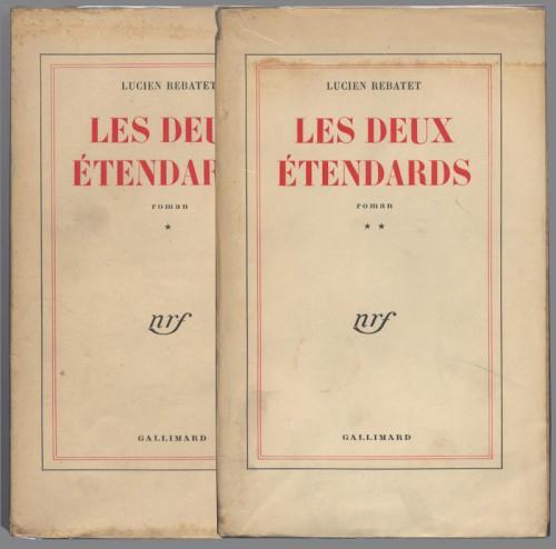 lucien rebatet,revuie,littérature,lettres,lettres françaises,littérature française