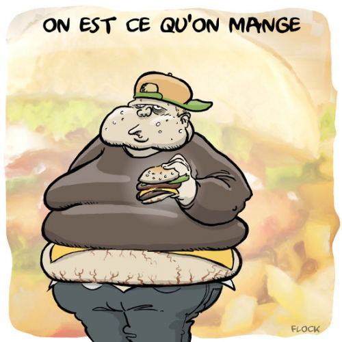 Reportage Sur Le Fast Food Et La Mal Bouffe