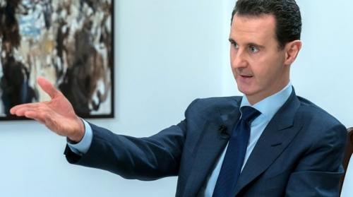 photo-transmise-par-l-agence-officielle-syrienne-sana-du-president-bachar-al-assad-lors-d-une-interview-le-10-juin-2018-a-damas_6071054.jpg