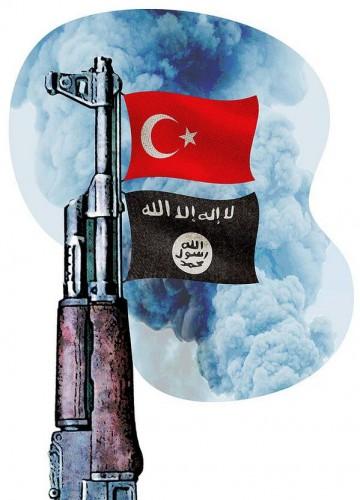 politique internationale, géopolitique, turquie, erdogan, levant, eiil, levant, syrie, irak, kurdistan, histoire, proche orient, moyen orient,