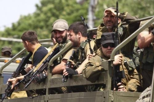 Tchétchènes à Donetsk.jpg