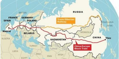 route de la soie,eurasisme,europe,russie,chine,affaires européennes,affaires asiatiques,asie,chemins de fer