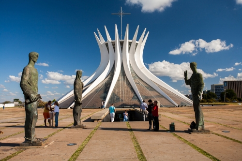 Statues-evangelists-front-shape-Cathedral-of-Brasilia.jpg