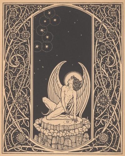 Melchior_Lechter,_Zeichnung_für_Stefan_George,_Der_siebente_Ring,_1907.jpg